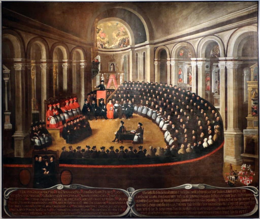 Il Concilio di Trento