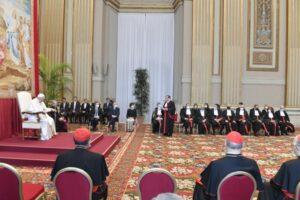92° anno giudiziario tribunale vaticano