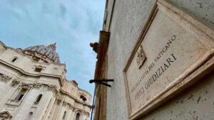ufficio giudiziario vaticano